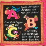 Abc Alphabet Soft Cloth Fa..